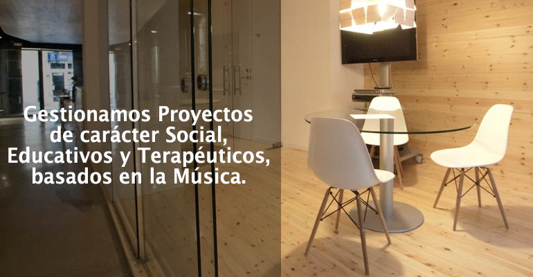 proyectos de musicoterapia