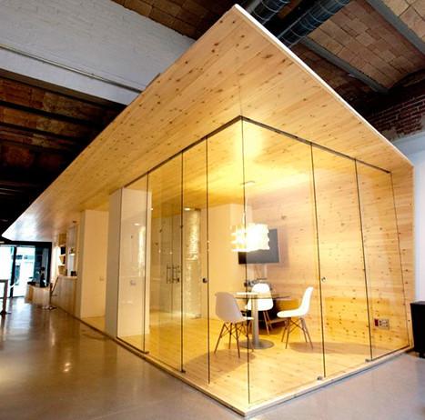 Nuestras Oficinas en Barcelona