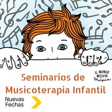 Musicoterapia Infantil en Barcelona