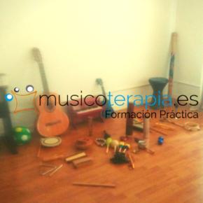 cursos de musicoterapia en españa