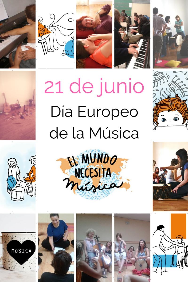 Día Europeo de la música