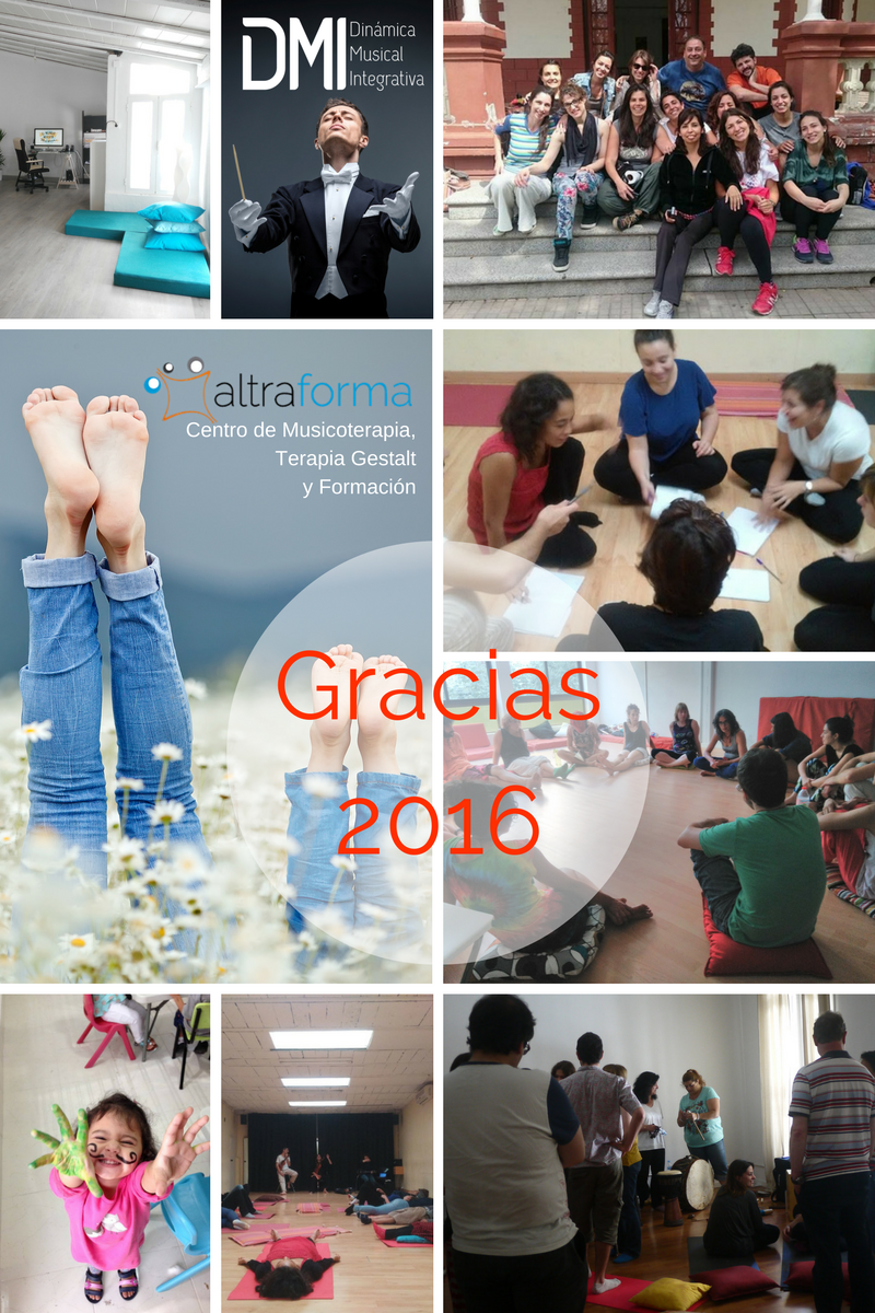 ¡Gracias por todo 2016!