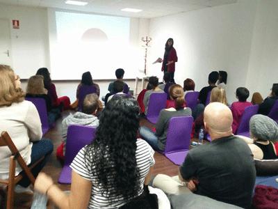 charla taller gratuita de musicoterapia y DMI