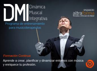 Método DMI, Entrenamiento para musicoterapeutas