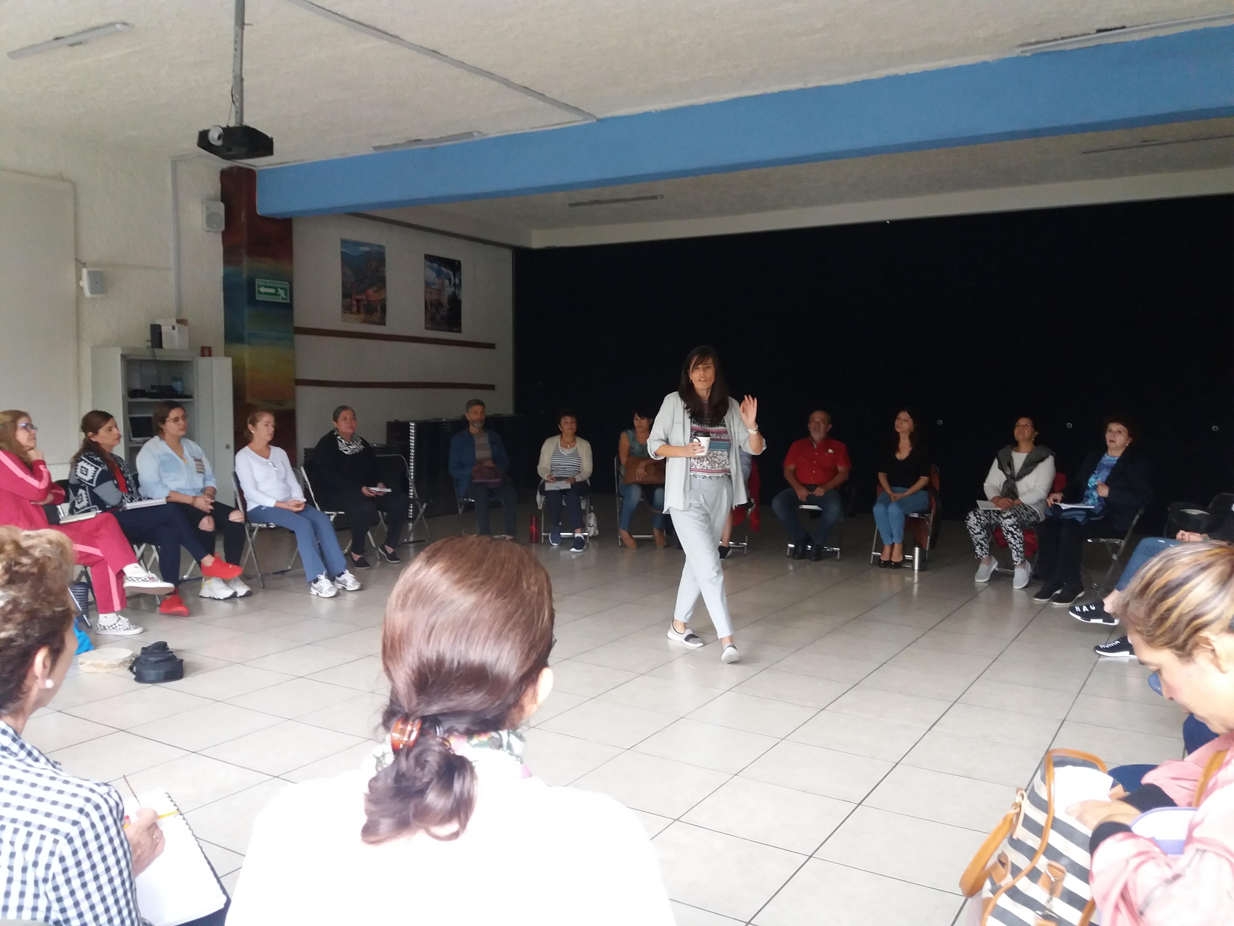 Musicoterapia y DMI Dinámica Musical Integrativa en México