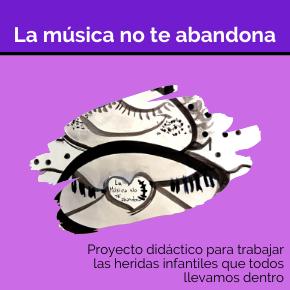 la musica no te abandona