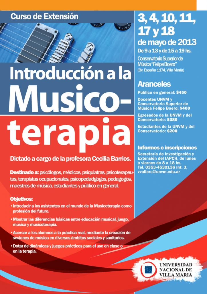 musicoterapia Villa María