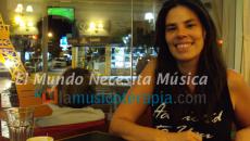 Cecilia Barrios - Musicoterapeuta
