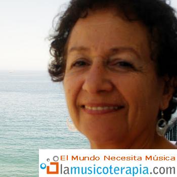 Cora Alicia Leivinson, musicoterapeuta
