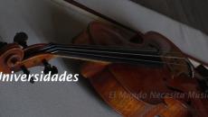 Donde estudiar musicoterapia en Argentina