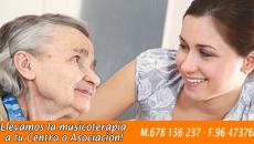 Llega la Musicoterapia a tus abuelos