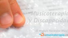 Musicoterapia y Discapacidad.